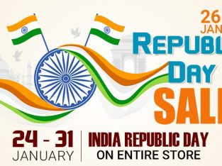 Gemexi Republic Day Sale – 24 to 31 Jan 2020