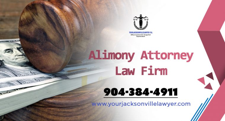 Child Support Alimony | family law attorneys in Florida