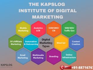No.1 Digital Marketing Institute For Advance Course In Delhi