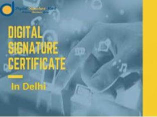 Digital Signature Provider in Delhi
