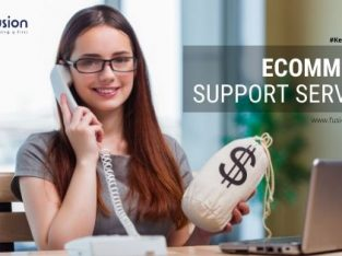 E-Commerce Support Services | 50% Off on First Month
