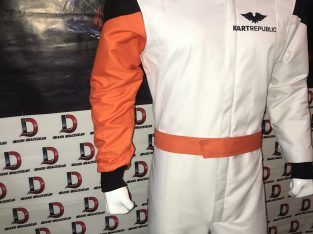 Go Kart Republic race suit available in Kids / Older all Sizes
