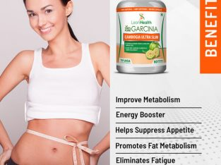 Buy LeanHealth Garcinia Cambogia 60 Capsules for Weight Loss