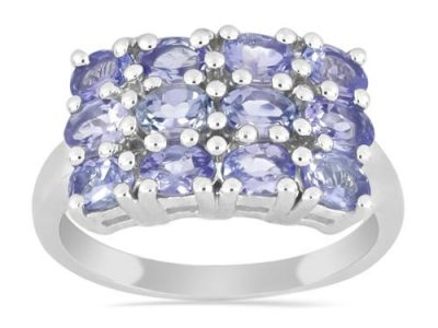 Checkout Stunning collection of cluster rings at JewelPin