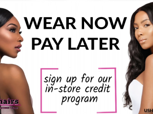 WEAR NOW PAY LATER