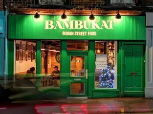 new indian restaurant london