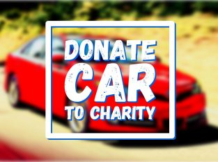 Donate Car Today For A Great Tax Deduction!