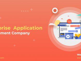 Enterprise App Development Company | Enterprise Application Services