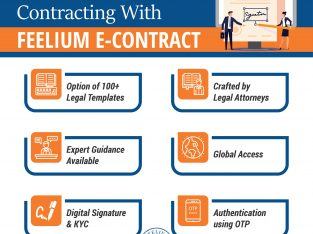 E-Contracting Services & Online Legal Binding Agreement In Delhi NCR