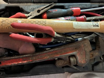 Misc. Used Hand Tools