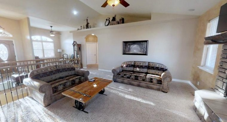 For Sale! 4838 N 1100 W, Cedar City, UT 84721 $449,500