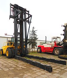 FORKLIFT COMPETENCY TRAINING