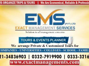 Arrange Universities & Colleges Pakistan Tour with EMS
