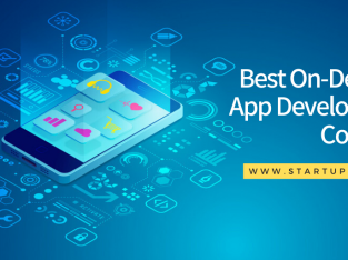 Best On-Demand App development Company – Startupmart