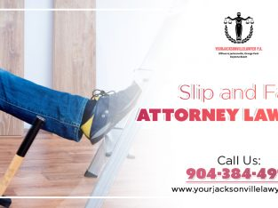 Slip and fall accident attorney | Your Jacksonville Lawyer