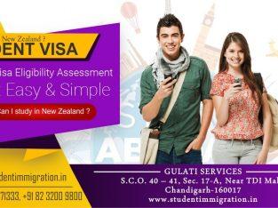 Student Visa Consultant in Chandigarh