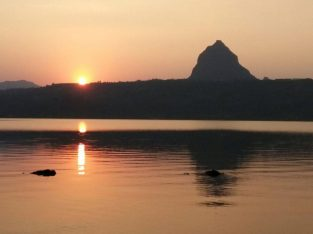 Sunset Pawna | Pawna Lake Camping | Camping near Pune