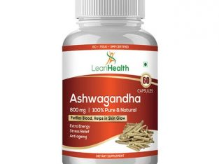 Buy Leanhealth Ashwagandha for Immunity Booster and Skin Glow