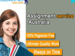 Assignment Help Australia Services from AUS Experienced Writers