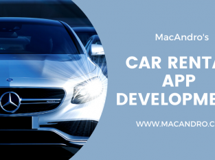 Car Rental App Development | Car Rental Script | MacAndro