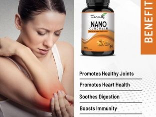 Buy Farmity Nano Curcumin Online in India