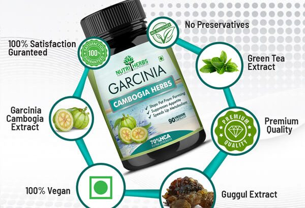 Buy Garcinia Cambogia Herbs for Burning Extra Fat
