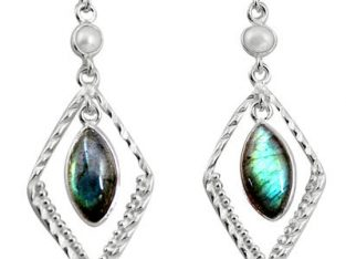 Gift Labradorite Jewelry On This 14 February