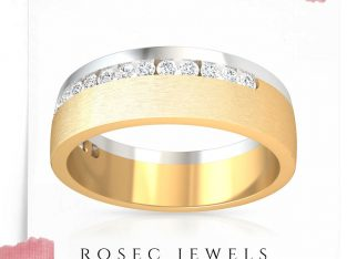 Round Diamond Eternity Anniversary Band