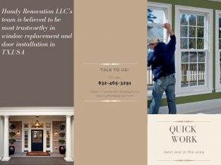 Residential Door Installation Services