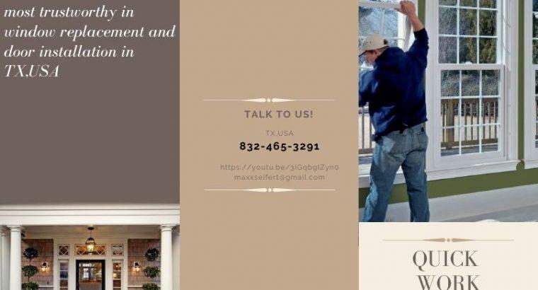 Residential Door Installation Services