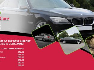 Godalming Airport Taxis