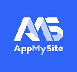 Make your own app with AppMySite