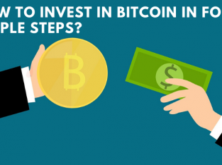 How To Invest In Bitcoin In Four Simple Steps?