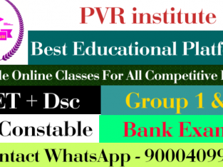 Lecturures For Teaching in Online For APPSC/TSPSC Competetive Exams