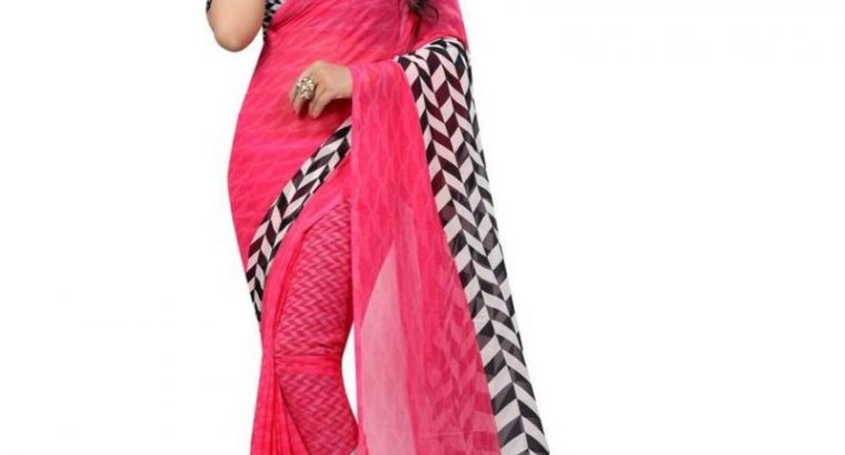 Be Beautiful With Mirraw Amazing Collection Of Pink saree