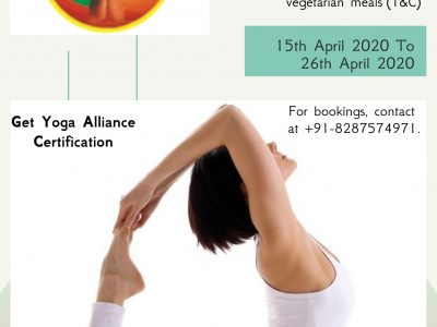 200 Hour Yoga Teacher Training India at an affordable price