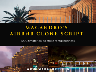 Aibnb Clone | Vacation Rental Software | Airbnb Clone Script | MacAndro