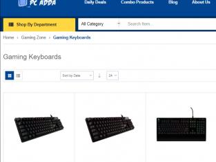 Gaming Keyboards: Buy Gaming Keyboard Online at Best Price in india