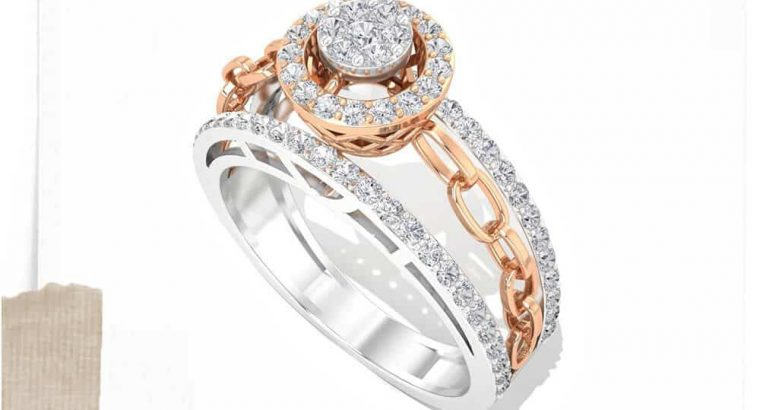 woman-engagement-chain-ring