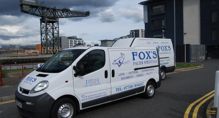 Fox Couriers Glasgow – E-commerce Fulfillment and Parcel Delivery