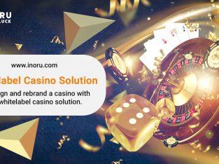 white Label Casino Providers – INORU