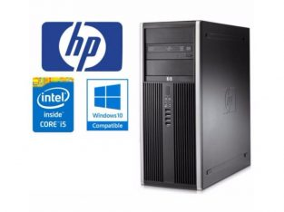 HP elite 8300 Desktop Core i5 with 2GB Nvidia GT710