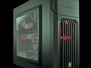 Custom Made Gaming PC 4GB GTX Graphics Core I7