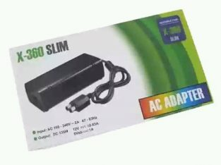 XBOX 360 Slim 2 Pin AC 240V adapter