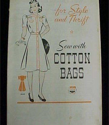 Cotton Flour Bag, Rice Packing Bag, Food Storage Bag, Muslin Bags