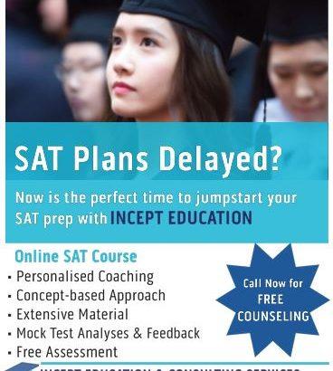SAT Training Institute in Pune