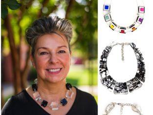 Online designer and modern art jewellery