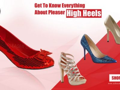 How To Get To Know Everything About Pleaser High Heels