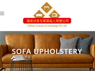 Sofa Upholstery Services by Z.Mivins