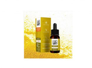 Buy Turmeric Infused CBD Oil From All Round CBD